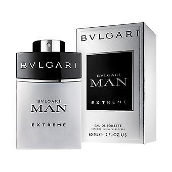 Men's Perfume Bvlgari Man Extreme Bvlgari EDT/60 ml
