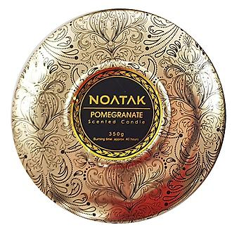 Tuoksu kynttilä Noatak Pomegranate Tin jar
