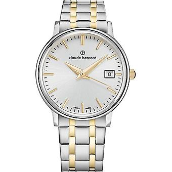 Claude Bernard - Wristwatch - Women - Classic Ladies - 54005 357JM AID