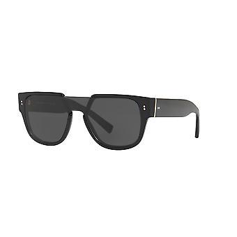 Dolce&Gabbana DG4356 501/87 Zwart/Grijze zonnebril