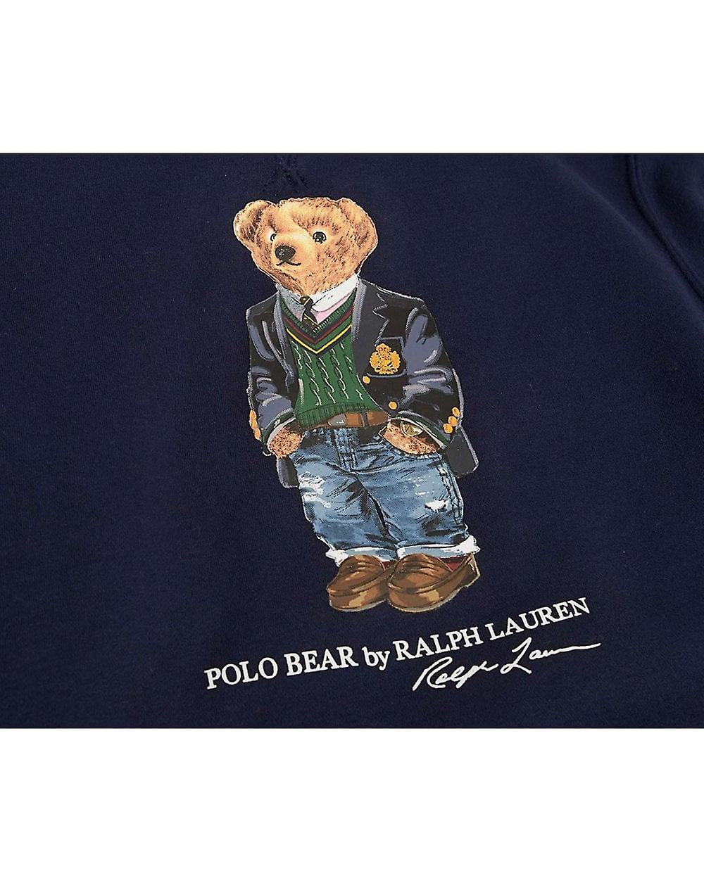 Polo Ralph Lauren Bear print svette