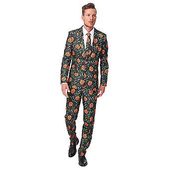 Pumpkin Suit Adult