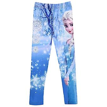 Disney frozen girls leggings