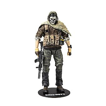 Lieutenant Ghost Riley Poseable Figure from Call Of Duty Modern Warfare