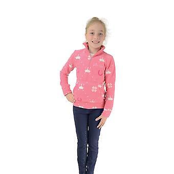 Little Rider Girls Elsa Soft Fleece