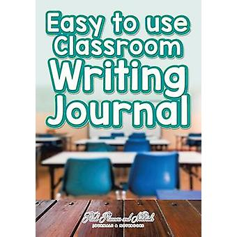 Easy to use Classroom Writing Journal by Flash Planners and Notebooks