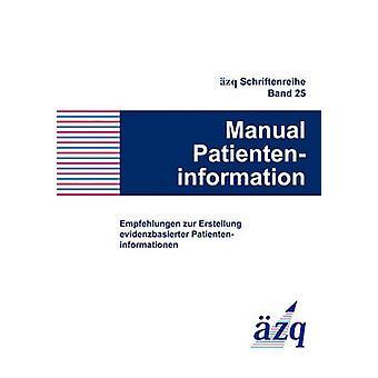 Handmatige patiëntinformatie door Dierks & Marie Luise