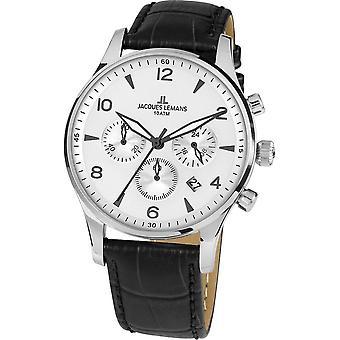 Jacques Lemans - Wristwatch - Men - London - Classic - 1-1654.2ZB