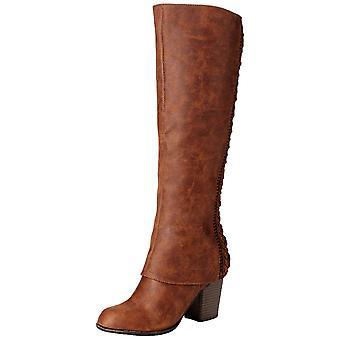 Fergalicious Womens Tender Closed Toe Knee High Fashion Boots
