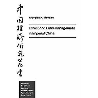 Forest and Land Management in Imperial C by Menzies & Nicholas K.
