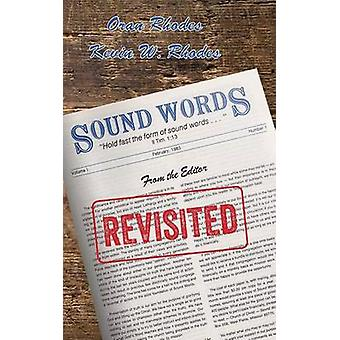 Sound Words Revisited by Rhodes & Kevin W.