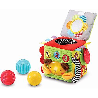 Vtech Little Friendlies Discovery Ball Cube