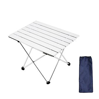 Ultra light aluminum folding table