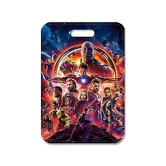 Avengers Infinity Savaşı Büyük Çanta Kolye