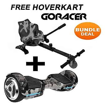G PRO Camo Segway z camo hovercart racer