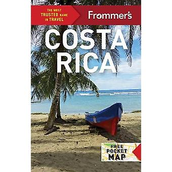 Frommer's Costa Rica by Nicholas Gill - 9781628873887 Book