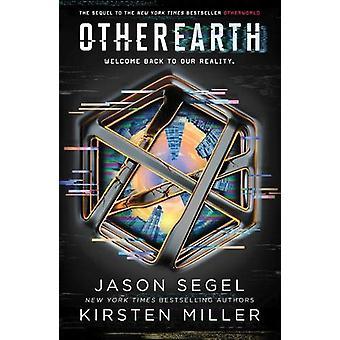 OtherEarth - Siste reality-serien av Jason Segel - 9781786074522 Bok