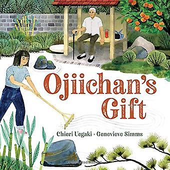 Ojiichan's Gift by Chieri Uegaki - 9781771389631 Book