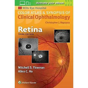 Retina by Mitchell Fineman - 9781496363084 Book