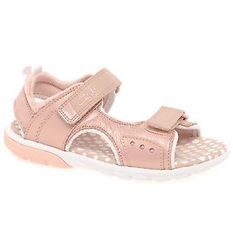 Clarks Rocco Tide K Girls Sandals
