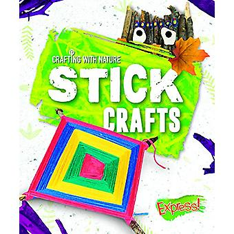 Stick Crafts by Betsy Rathburn - 9781644871928 Book
