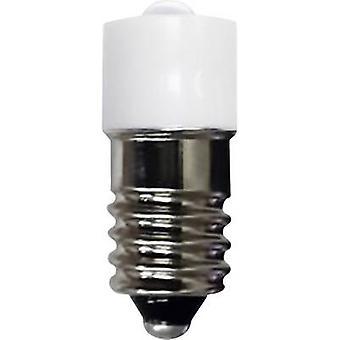 Barthelme Dioda LED E10 Światło dzienne białe 24 V DC, 24 V AC 5312 0215