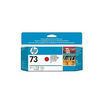 Hp 73 130Ml Chromatic Red Ink Cartridge