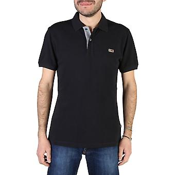 Man polo japanese black formal wear n94007