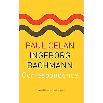Correspondence by Paul Celan - 9780857426420 Book