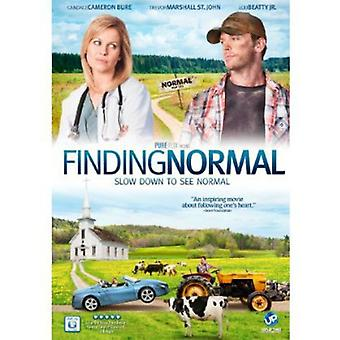 Finding Normal [DVD] USA import