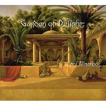 Paul Avgernios - Garden of Delight [CD] USA import