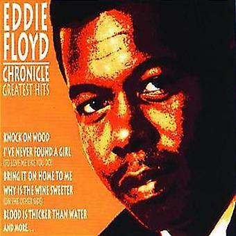Eddie Floyd - Chronicle-Greatest Hits [CD] USA import