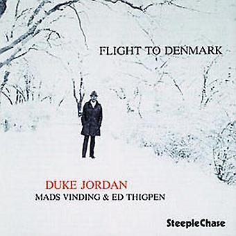 Duke Jordan - Flight to Denmark [CD] USA import