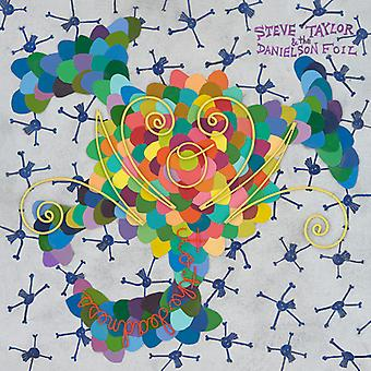 Steve Taylor & the Danielson Foil - Wow to the Deadness [Vinyl] USA import