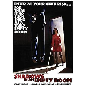 Shadows in an Empty Room Aka Blazing Magnum [DVD] USA import