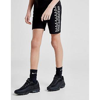 New Napapijri Boys' Noli Shorts Black