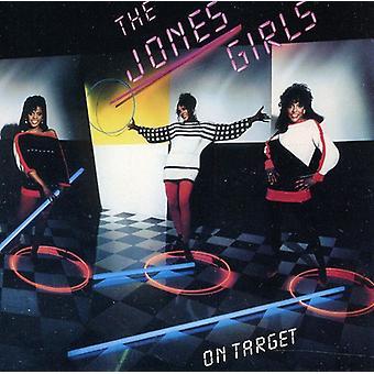 Jones Girls - On Target [CD] USA import
