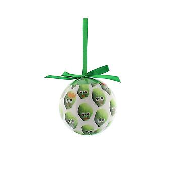 Single 8cm Sprouts Christmas Tree Bauble