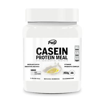 Casein protein meal (lemon yogurt flavor) 450 g