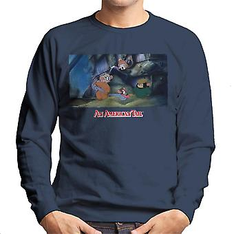Una cola americana The Bullying Orphans Men's Sweatshirt