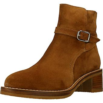Alpe Booties 4172 Farbe Leder