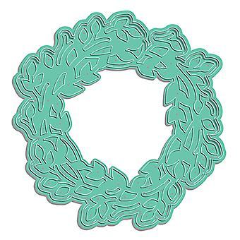 LDRS Creative Garden Wreath Die