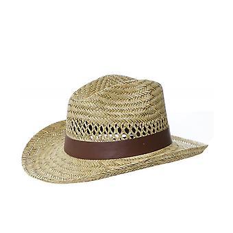 Ferruccio Vecchi Amy Woven Straw Hat