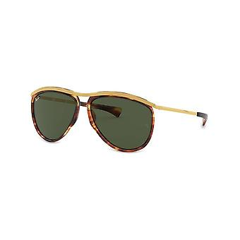 Ray-Ban - Accessoires - Sonnenbrillen - RB2219_954_31 - Unisex - saddlebrown,gold