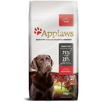Applaws Large Breed Adult Chicken - 15kg