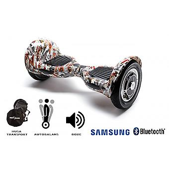 Hoverboard Offroad Tattoo