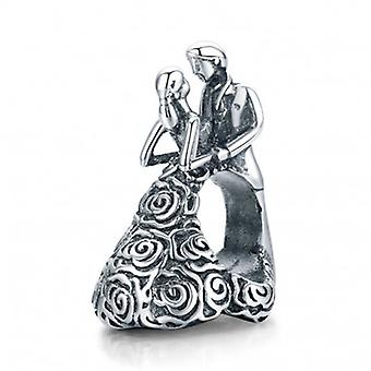 Sterling Silver Charm Wedding Party - 6747