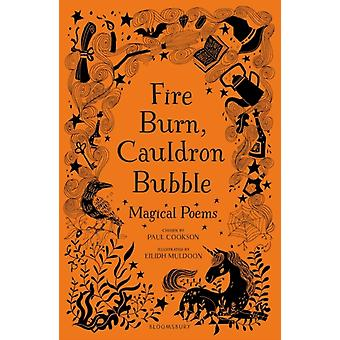 Fire Burn Cauldron Bubble Magical Poems Chosen by Paul Cookson by Cookson & Paul