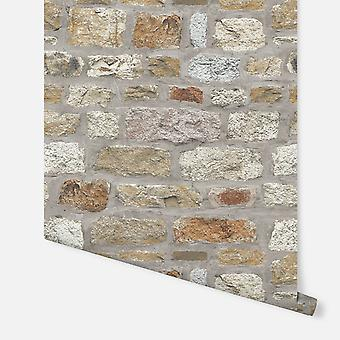 696500 - Country Stone - Arthouse Tapeter