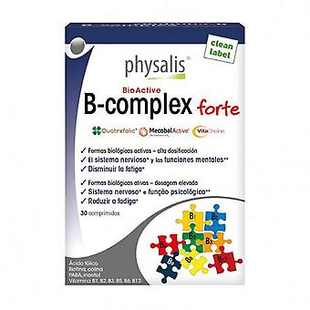 Physalis B-Complex Forte 30 Tablets